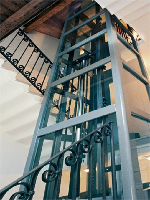 Thyssenkrupp Vertical lift indoor