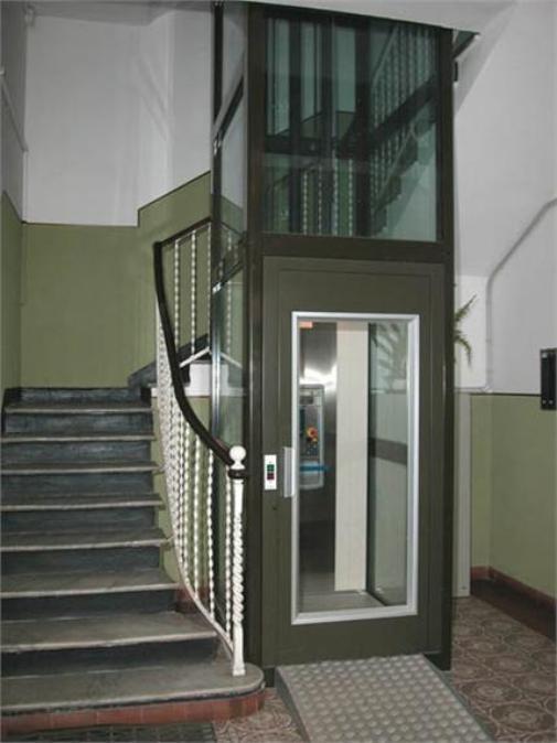 Thyssenkrupp Commercial Vertical lift