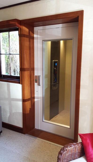 ThyssenKrupp Residential Vertical lift