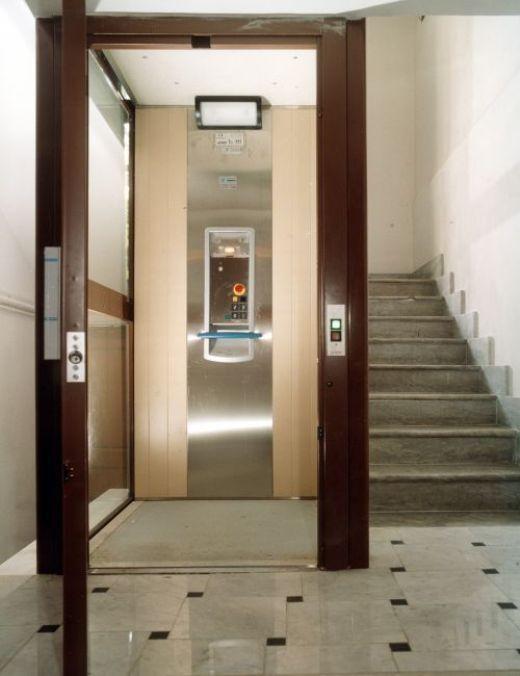Indoor Thyssenkrupp Commercial Vertical lifts