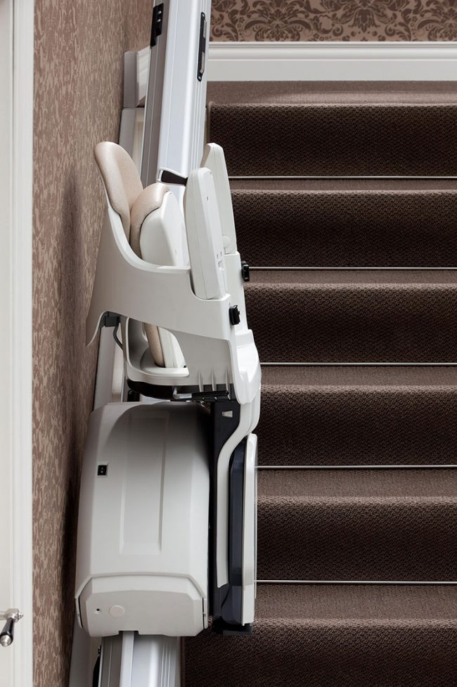 indoor Straight Rail Stairlifts
